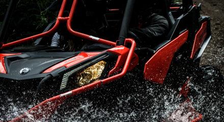 Новинки Can-Am, Sea-Doo и Spyder 2018 модельного года!