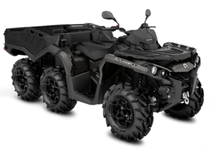 BRP Can-Am Outlander 6×6 1000 PRO (2019 м.г.)