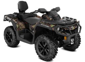 BRP Can-Am Outlander MAX 650 XT CAMO (2019 м.г.)