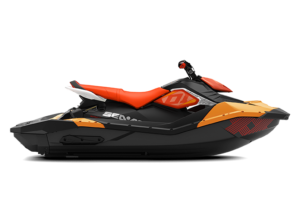 Sea-Doo SPARK iBR 3UP 900 HO ACE TRIXX (2019)