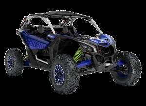 Maverick X RS TURBO RR