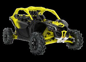 BRP Can-Am Maverick X3 X MR Turbo R (2019 м.г.)
