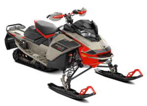 MXZ RACING 600 RS E-TEC 2021