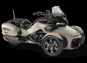 BRP Spyder F3-T (2019)
